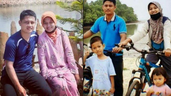 Ikhtiar Kirim Doa Usai Salat Tarawih, Istri Serda Eko Awak KRI Nanggala 402: Lekas Pulang!