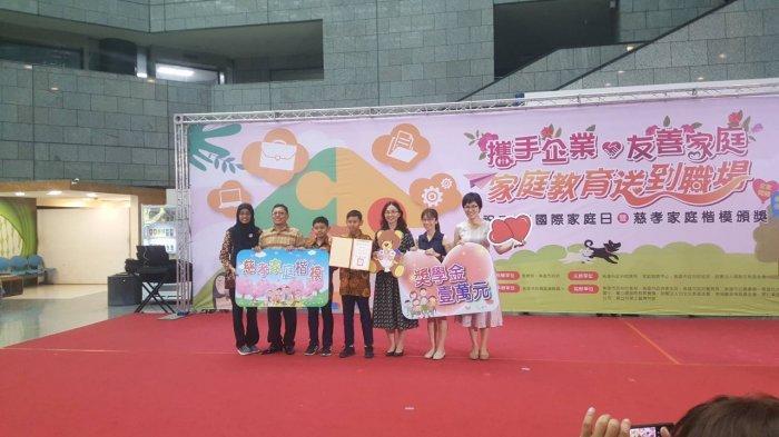 Habibi, Siswa Asal Malang Raih Penghargaan Dari Sekolah Taiwan
