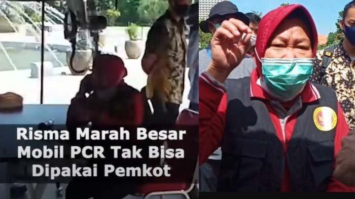 Sekjen DPP PDIP Hasto Kristiyanto Beri Respons Kemarahan Risma atas 2 Mobil PCR Bukan untuk Surabaya