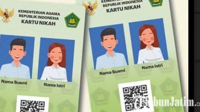 Kartu Nikah di Kabupaten Probolinggo Sudah Digital