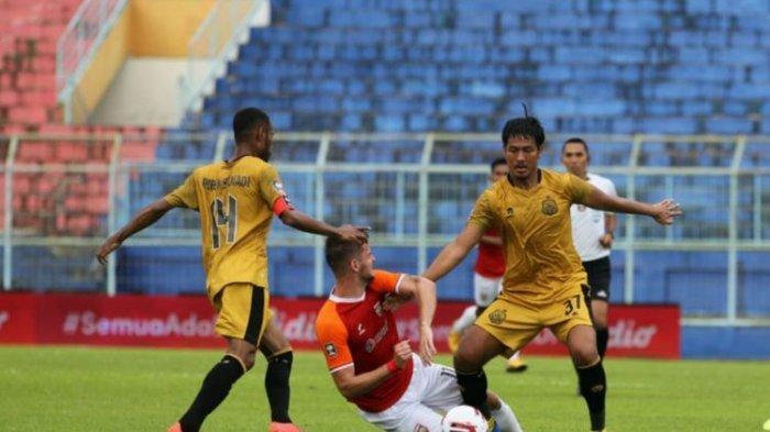 Bhayangkara Solo FC Antisipasi Set Piece dan Postur Pemain Persija Jakarta