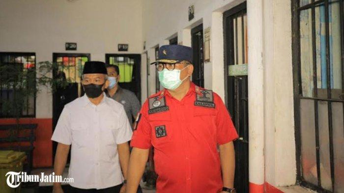 Kakanwil Pimpin Penggeledahan Blok Hunian di Rutan Surabaya, Serentak di 39 Lapas/ Rutan Jawa Timur