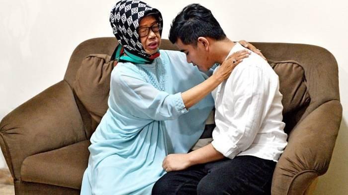Kenangan Manis Gibran Rakabuming dengan Ibunda Jokowi, Minta Restu ke Nenek Daftar Cawalkot Solo