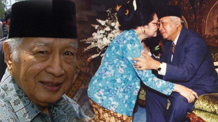 Tak Ada yang Percaya Ucapan Bu Tien Sebelum Wafat, Petunjuk Kekuasaan Soeharto Bakal Berakhir
