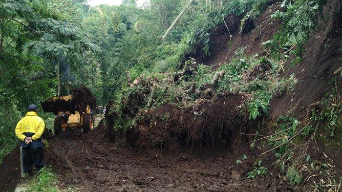 BPBD Catat Terjadi 33 Bencana Alam di Kota Batu Sejak Awal Januari 2021, Tanah Longsor Paling Banyak