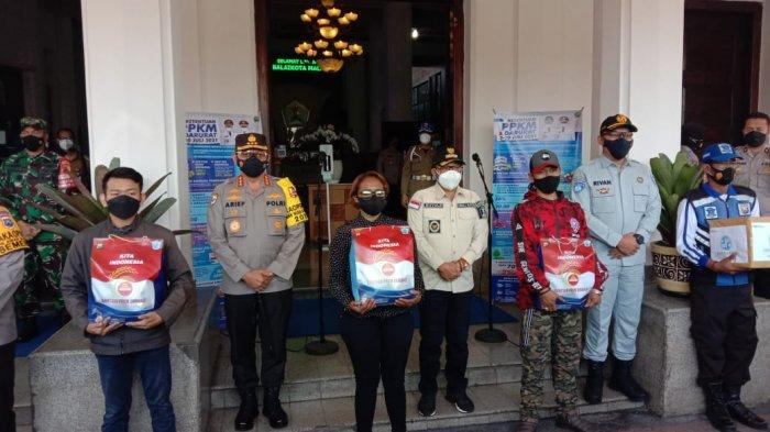 Kabaharkam Polri Apresiasi Sinergitas Forkopimda Kota Malang Dalam Penanganan Covid-19