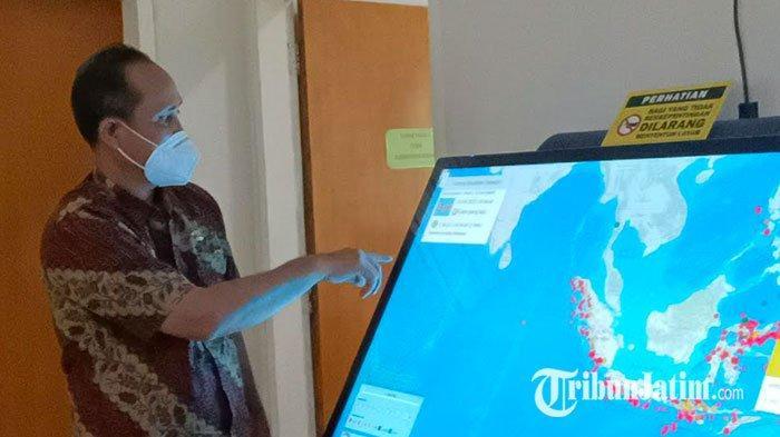 BPBD Kabupaten Kediri Bentuk 48 Tim Siaga, Antisipasi Potensi Bencana di Pesisir Selatan Pulau Jawa