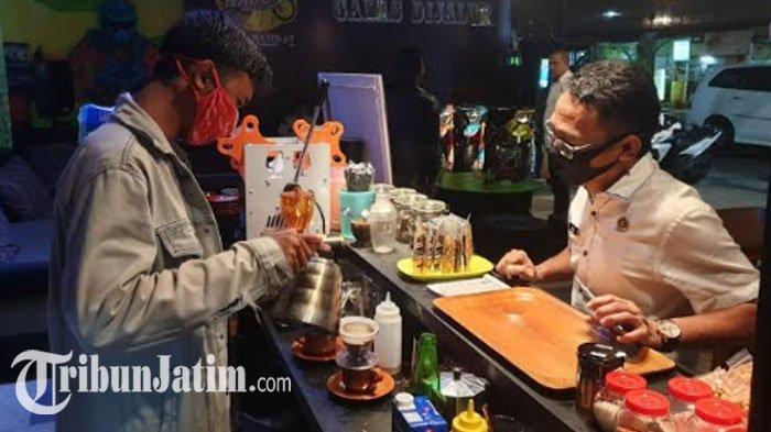 Banyak Cafe Baru Kota Malang Terdata WP Saat Tansisi New Normal, Bapenda Apresiasi: Mereka Teladan