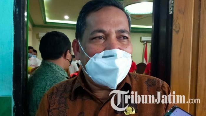 Kepala Cabang Dinas Pendidikan Provinsi Jawa Timur wilayah Blitar, Ramli, 2021.
