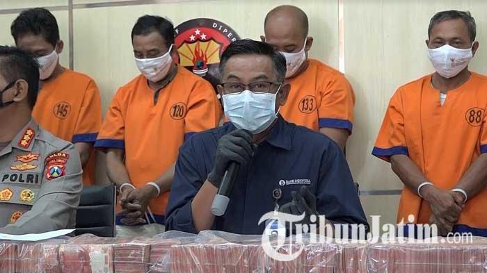 Tinjau Kualitas Uang Palsu Senilai Rp 3,7 Miliar, Bank Indonesia Jawa Timur Soroti 4 Aspek