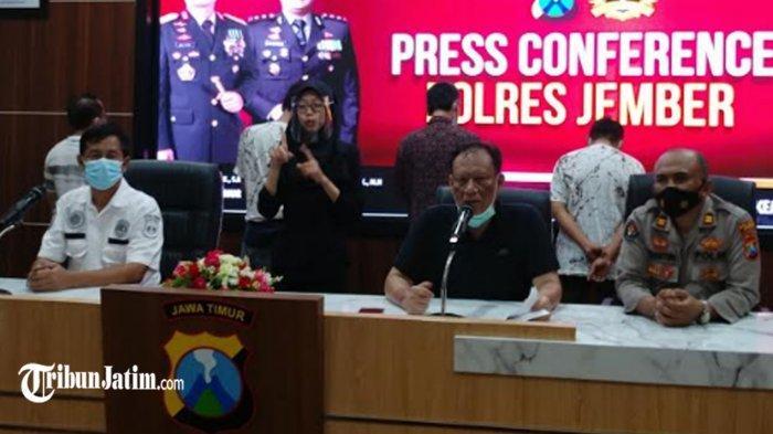 4 Kades di Kabupaten Jember Terlibat Penyalahgunaan Narkoba, Perkara Dilimpahkan ke Polres Jember