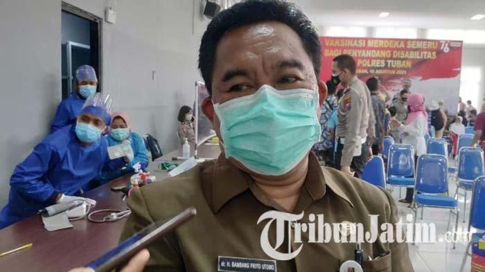 Belasan Tenaga Kesehatan di Tuban Gugur Selama Pandemi Covid-19, Tujuh di Antaranya Dokter