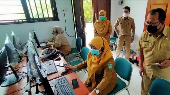 Gagal PTM, Dispendik Kabupaten Pasuruan Pastikan MPLS dan Pembelajaran Daring Berjalan Lancar