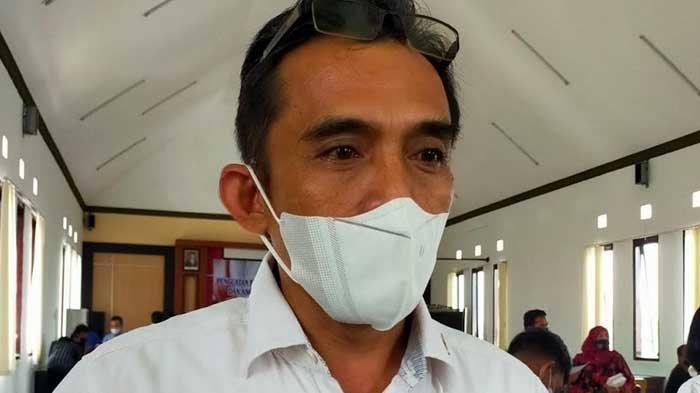 Puluhan Pedagang di Kota Blitar Ikuti Tes Swab Antigen, Disiplinkan Protokol Kesehatan di Pasar