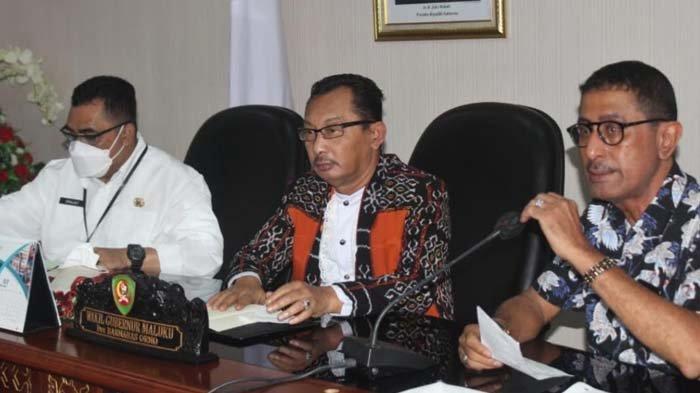 Hasil Rakor Temu Bisnis Jawa Timur-Maluku, Disperindag Jatim: Keduanya Punya Karakter Ekonomi Beda