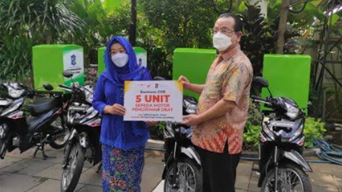 Pemkot Surabaya Siapkan Layanan Antar Obat Bagi Pasien Rawat Jalan, Dinkes: Secepatnya