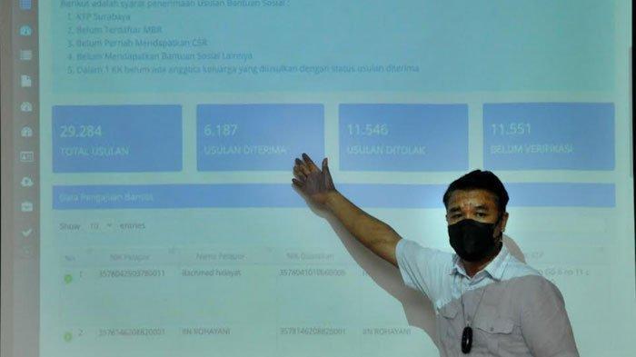 Proses Perizinan di Surabaya Minta Dipercepat, Penghasilan Pegawai Dipotong Bila Lambat Memproses