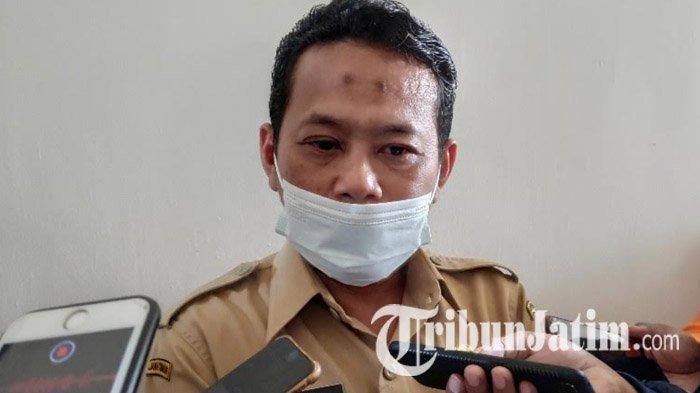 Kepala Diskoperindag Kabupaten Tuban, Agus Wijaya menanggapi soal kenaikan harga cabai, Senin (4/1/2021).