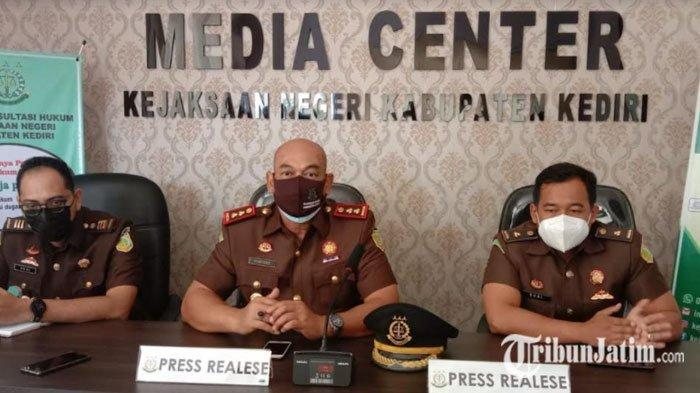 Satu Pejabat Diskominfo Kabupaten Kediri Jadi Tersangka, Diduga Tilap Ratusan Juta Uang Negara