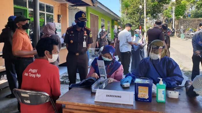 Hari Bhakti Adhyaksa dan HUT IAD, Kejari Kota Batu Gelar Vaksinasi Covid-19 Massal di Enam Lokasi