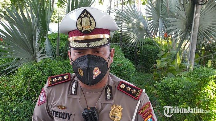 Bundaran Waru Arah Surabaya Ditutup 24 Jam, Kasatlantas: Ada Pengecualian Pengendara Boleh Melintas