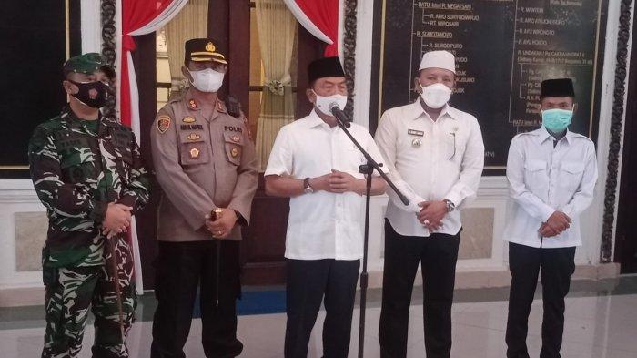 KSP Moeldoko Puji Slamet Junaidi Atas Penyelesaian Konflik Sosial Agama di Sampang