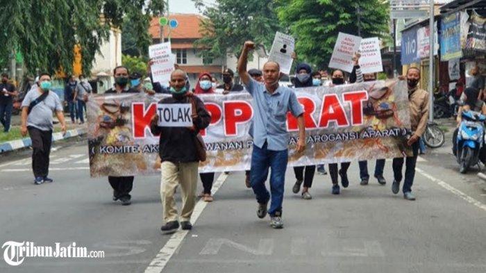 Prihatin Penganiayaan Jurnalis Tempo, KEPPARAT Pasuruan 'Satu Jiwa' Perjuangkan Kemerdekaan Pers