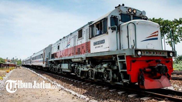 Kereta Api Harapan Transportasi Banyuwangi di Masa Pandemi Covid-19, 'Paling Aman dan Terjangkau'