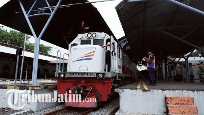 Tiket Kereta H Min 10 Lebaran 2020 di Wilayah KAI Daop 8 Sudah Bisa Dipesan, Dibuka 14 Februari 2020