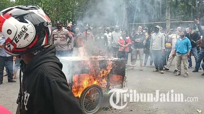 PKL Kawasan Simpang Lima Gumul Kediri Akhirnya Diizinkan Berjualan Kembali, Mulai 22 Oktober
