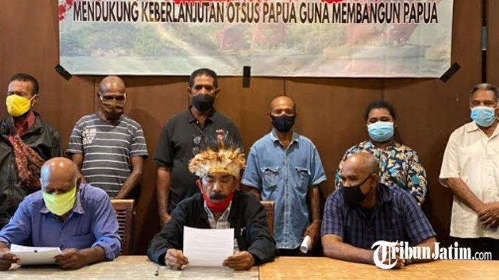 Kerukunan Silaturrahmi Orang-Orang Papua Dukung Otsus Jilid II, Harap Tidak Lagi Ada 'Aroma' Negatif