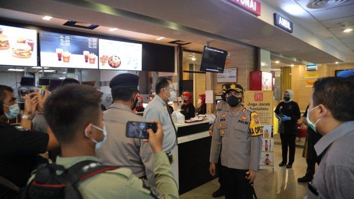 Breaking News, Langgar Protokol Kesehatan Gerai McDonald di Kediri Mall Ditutup 3 Hari