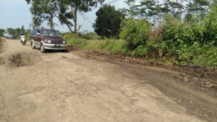 Jalan Rusak Gerus Kunjungan Wisata, Kadisparbud Kab Malang Pasrah