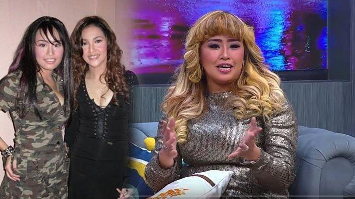 Lama tak muncul, ini kesibukkan Pinkan Mambo mantan rekan duet Maia Estianty, urus 7 anak dan jalani bisnis laundry.