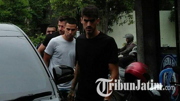 Matias Malvino & Elias Alderete Sudah Tahu Arema FC, Meski Belum Pernah Cicipi Sepak Bola Indonesia