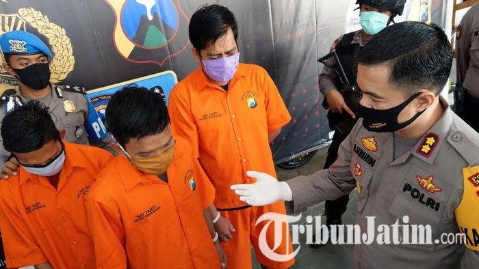 3 Kawan Kompak Kerja Sama Edarkan Pil Koplo di Trenggalek, Jejak Terbongkar saat Polisi Geledah Tas