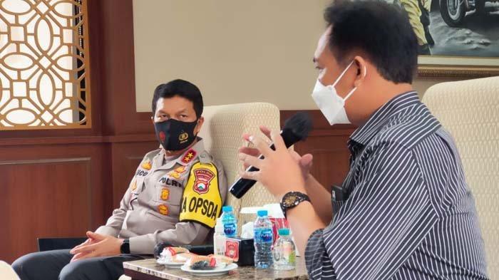 Kapolda Jatim Irjen Pol Nico Afinta Ajak AMSI Bersama-sama Perangi Berita Hoax