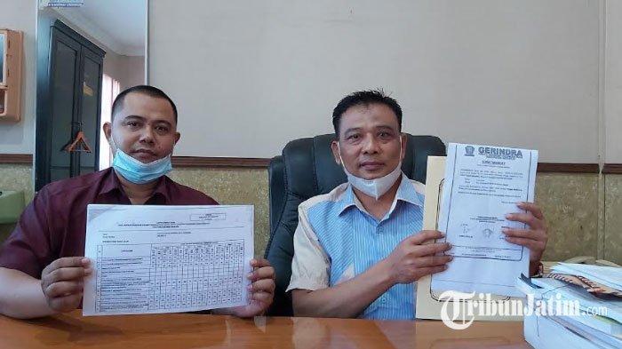 Pencalonan Anggota Disoal Mantan Ketua, Gerindra Sidoarjo Angkat Bicara