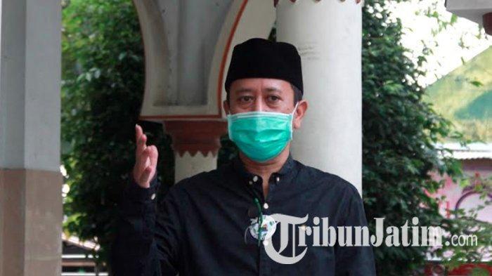 Ketua Dewan Masjid Indonesia Kota Kediri Imbau Masyarat Salat Id di Rumah, 'Ikuti Panduannya'