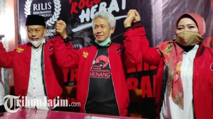Sugiri-Lisdyarita Unggul Real Count KPU, PDI Perjuangan 'Pecah Telur' Punya Bupati Ponorogo