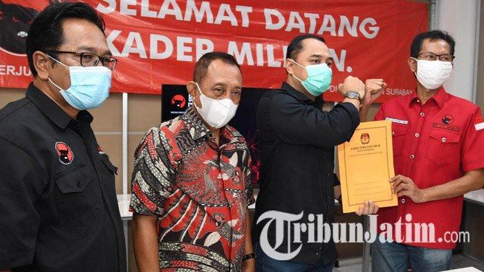 Sanggah Dalil Machfud Arifin, PDI Perjuangan Surabaya Kirim Bukti di Sidang Mahkamah Konstitusi