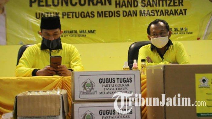 Golkar Jatim Ngotot Usul Gus Hans Jadi Pendamping Machfud Arifin di Pilkada Surabaya: Pasti Menang!