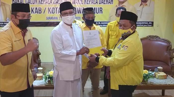 Partai Golkar Jawa Timur Beri Instruksi Khusus untuk Kepala Daerah yang Dilantik