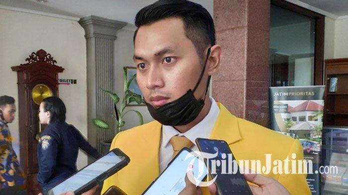 BREAKING NEWS: Resmi, Halindra Faridzki Terima Rekomendasi DPP Golkar Maju Jadi Calon Bupati Tuban