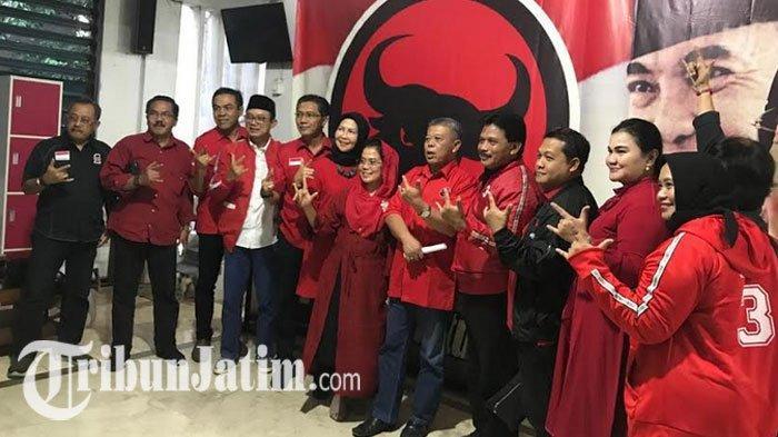 Pimpin Perolehan Kursi, PDIP Mulai Siapkan Figur Ketua DPRD Provinsi hingga 17 Kabupaten/Kota