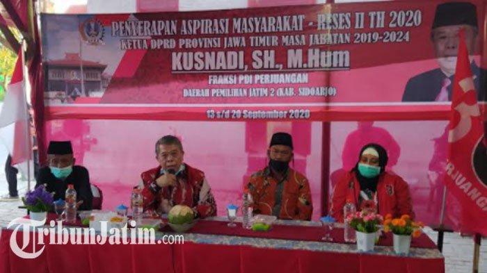Ketua DPRD Jatim Ajak Patuhi Prokes saat Pilkada: Tinggalkan Kampanye Konvensional di Era New Normal