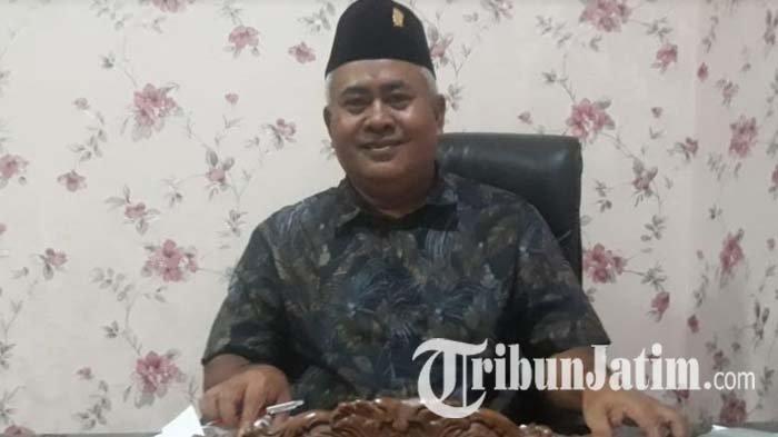Ketua DPRD Kabupaten Madiun, Fery Sudarsono, Rabu (7/7/2021).