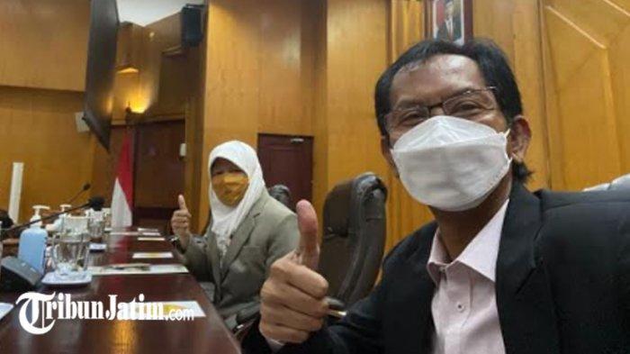 Ketua DPRD Surabaya Sembuh dari Covid-19, Tak Sabar Donor Plasma Konvalesen: Semua Bisa Sembuh