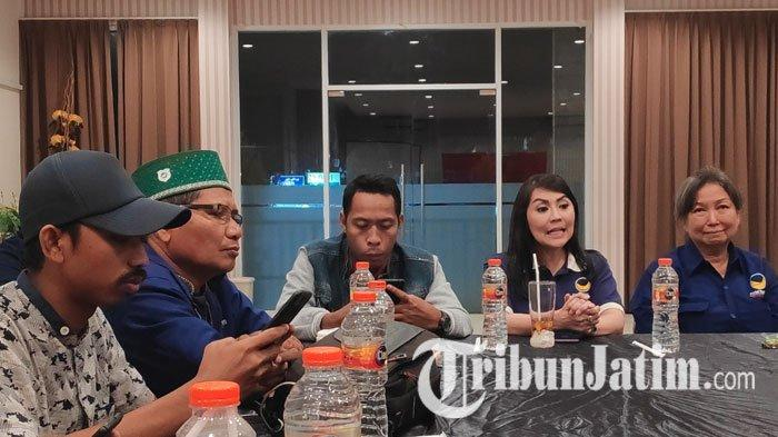 Tren Suara Pemilih Partainya Meningkat, Nasdem Yakin Lolos Ambang Batas Parlemen Pemilu 2019