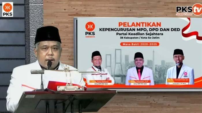 PKS Targetkan 200 Kursi DPRD di 38 Daerah se-Jawa Timur dan Antar Kader Menang Pilkada